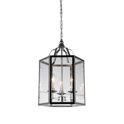 Desire 3-Light Chrome Pendant