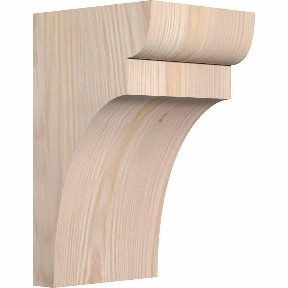Ekena Millwork 5 1 2 In X 6 In X 10 In Douglas Fir