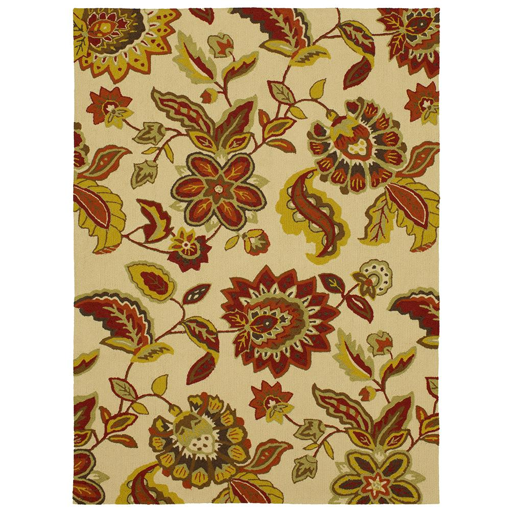 Mohawk Home Dunmere Neutral Multi 5 ft. x 7 ft. Area Rug
