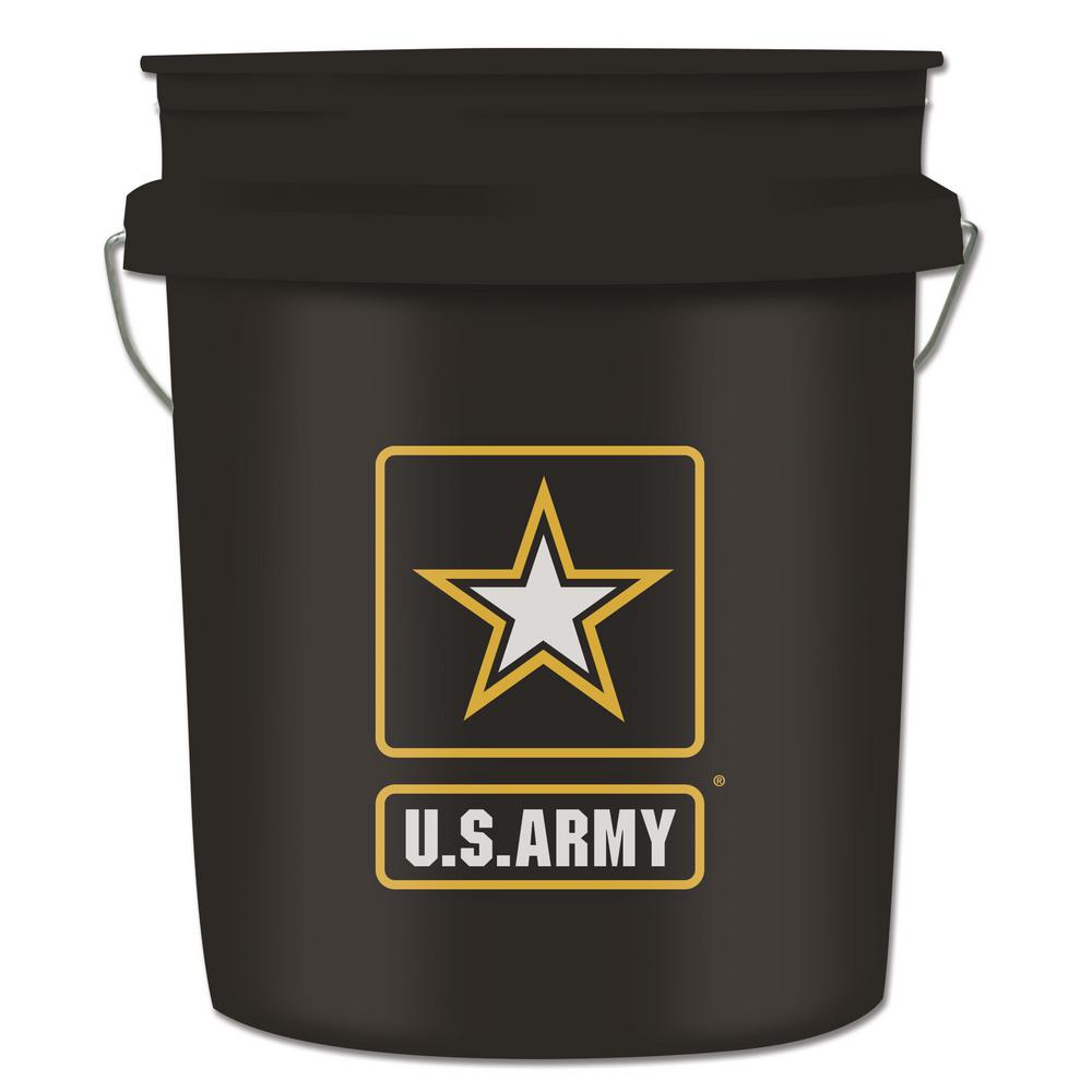 5 gal. Army Bucket