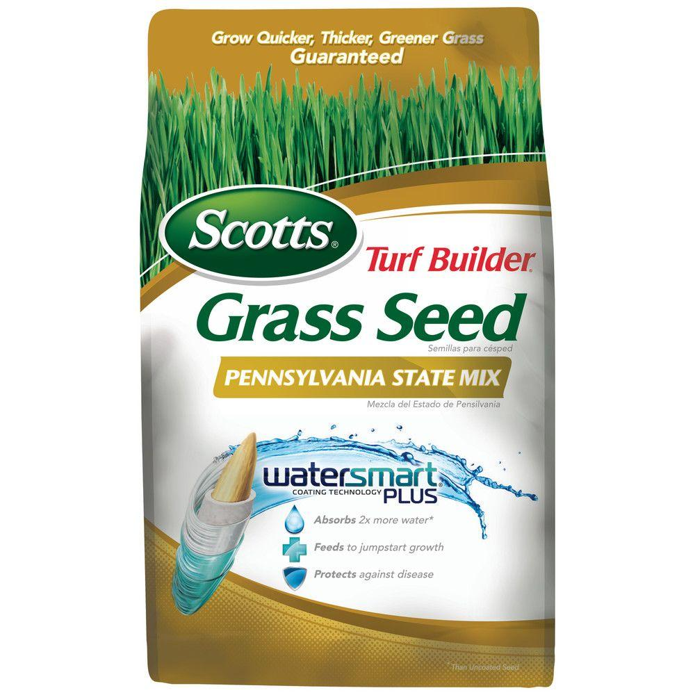 Turf Builder 7 lb. Pennsylvania State Mix Grass Seed