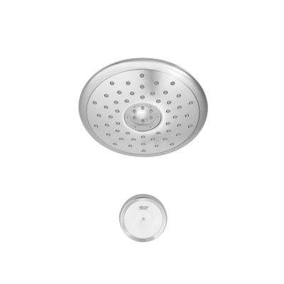 Spectra+ eTouch 4-Spray 7 in. Fixed Showerhead with 2.5 GPM in Chrome