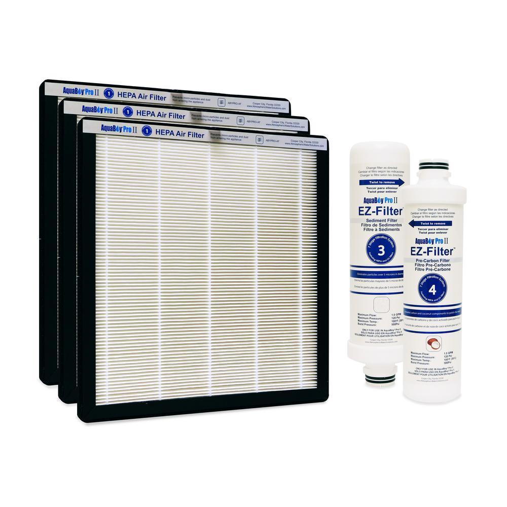 Pro II EZ-Filter First Year Kit
