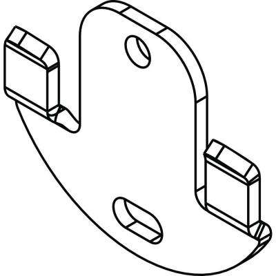 Leland Accessory Mounting Hardware