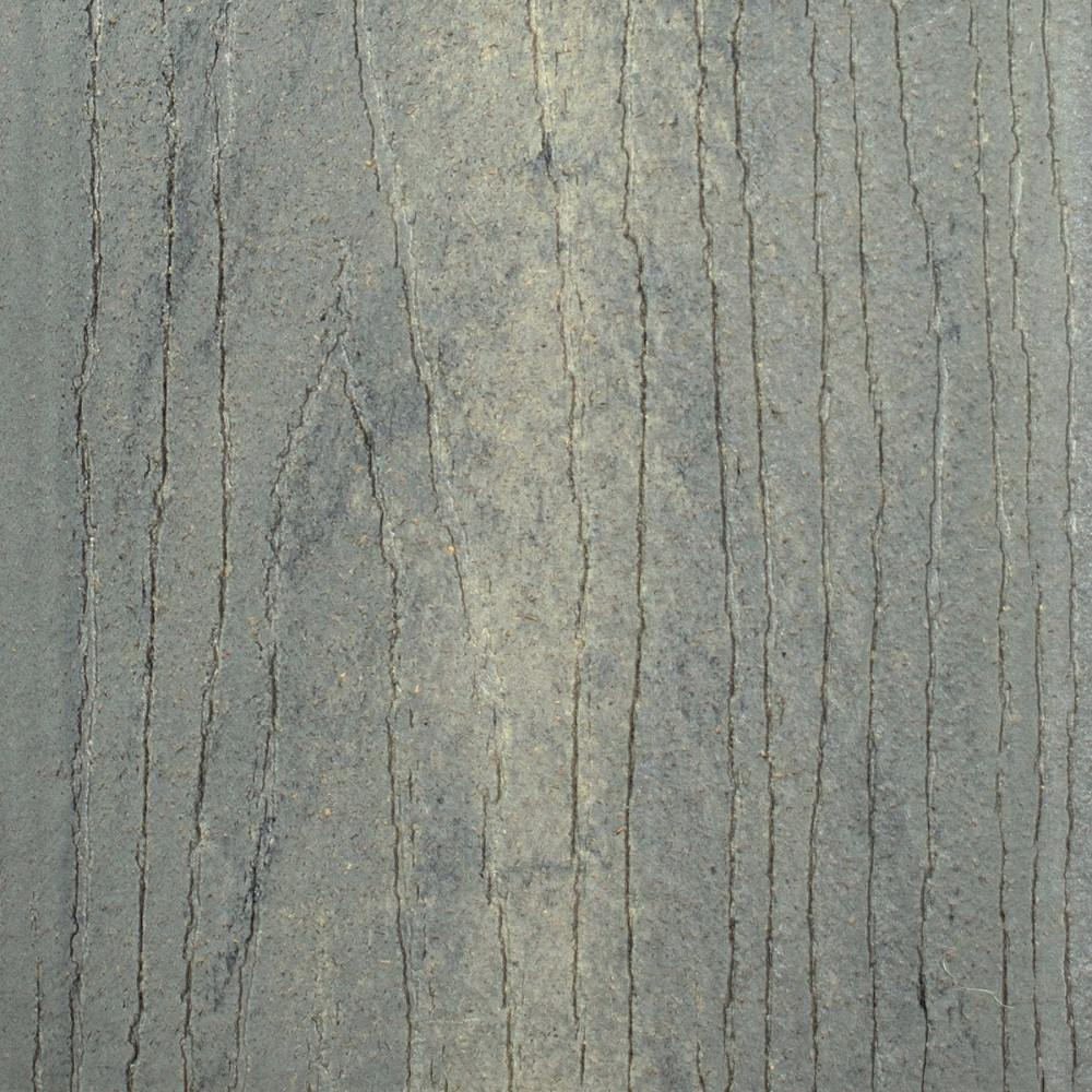 MoistureShield Infuse 1 in. x 5-3/8 in. x 1/2 ft. Southern Barnwood Composite Decking Board Sample