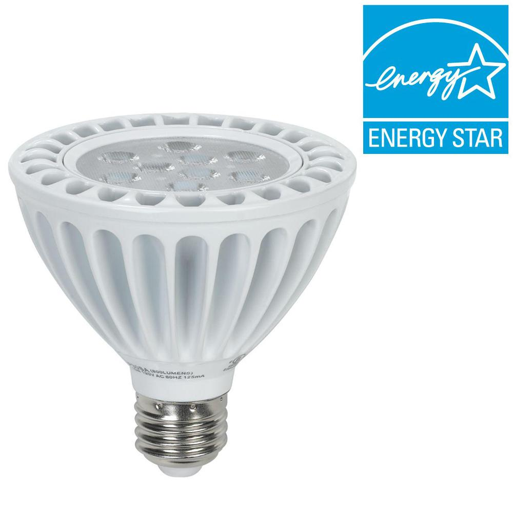 Led Spotlight Daylight: Maximus 75W Equivalent Daylight White PAR30 Dimmable LED