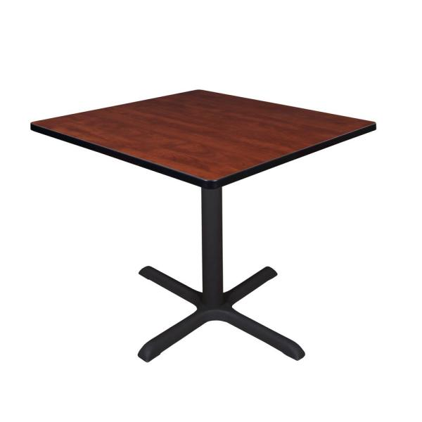 Regency Cain Cherry Square 42 in. Breakroom Table TB4242CH