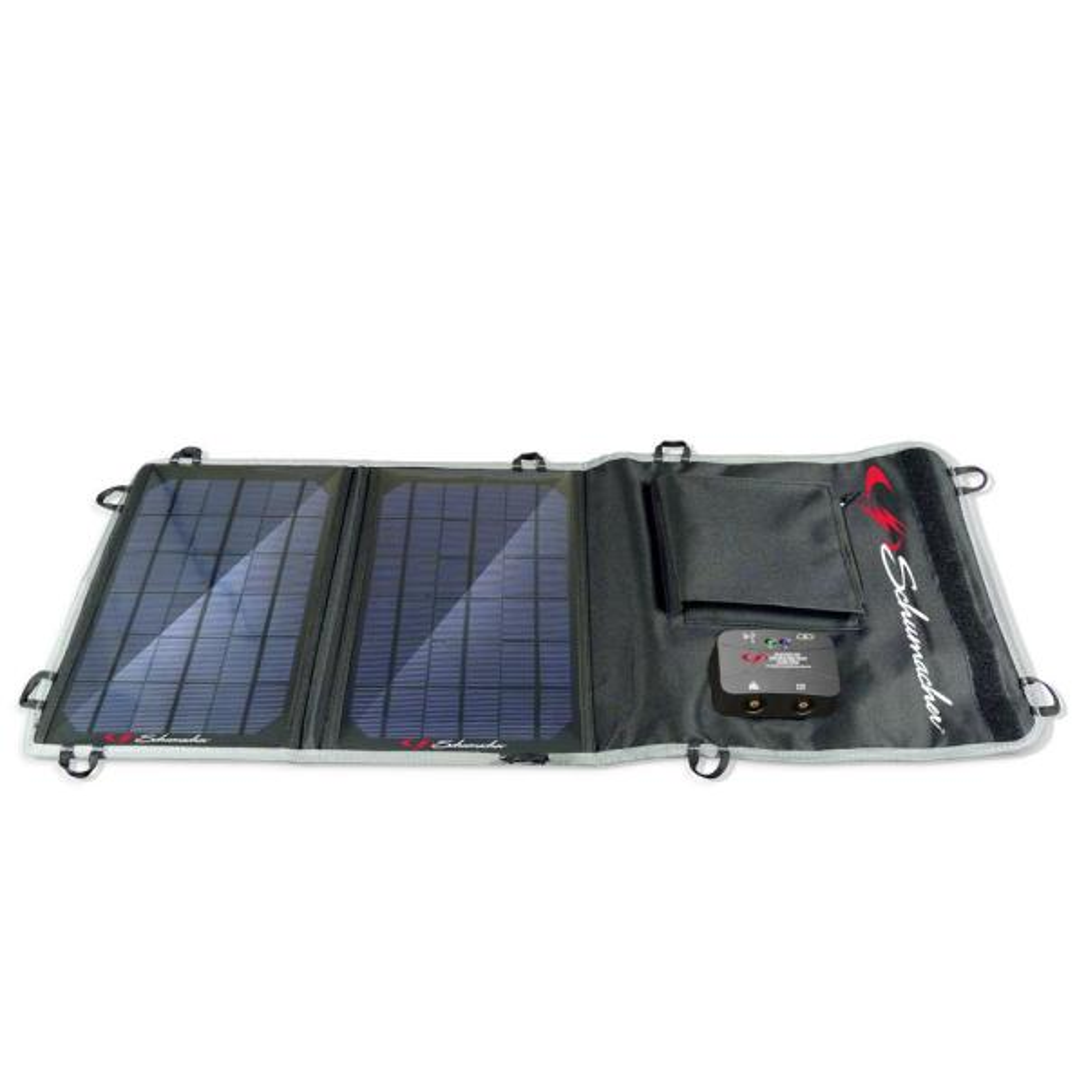 Schumacher 10-Watt Foldable Solar Panel
