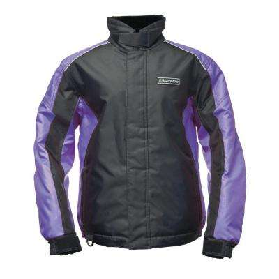 XT Series Ladies Medium Purple Jacket