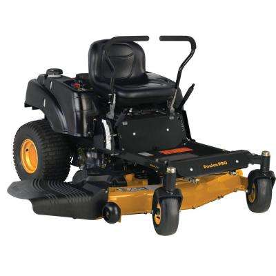54 in. 24-HP Gas Zero Turn Riding Mower