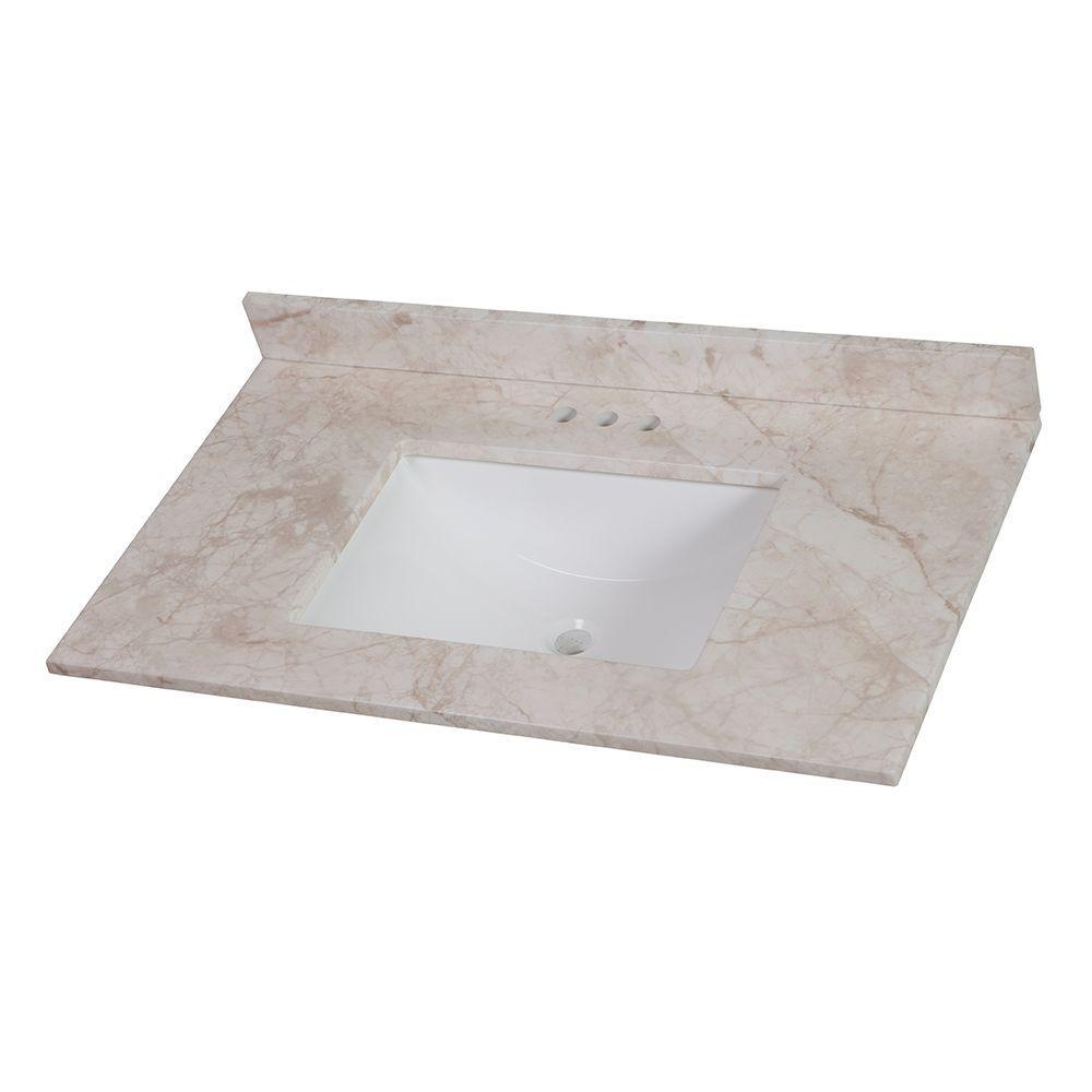 Nity Top Dune Elegant Bathroom Coated Diamond Shield