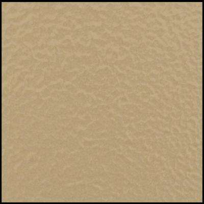 Desert Sand/ Tan Powder-Coat Painted Aluminum Security Door Color Sample