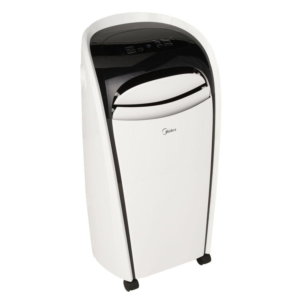 Midea 8,000 BTU Portable Air Conditioner with Dehumidifier and Remote