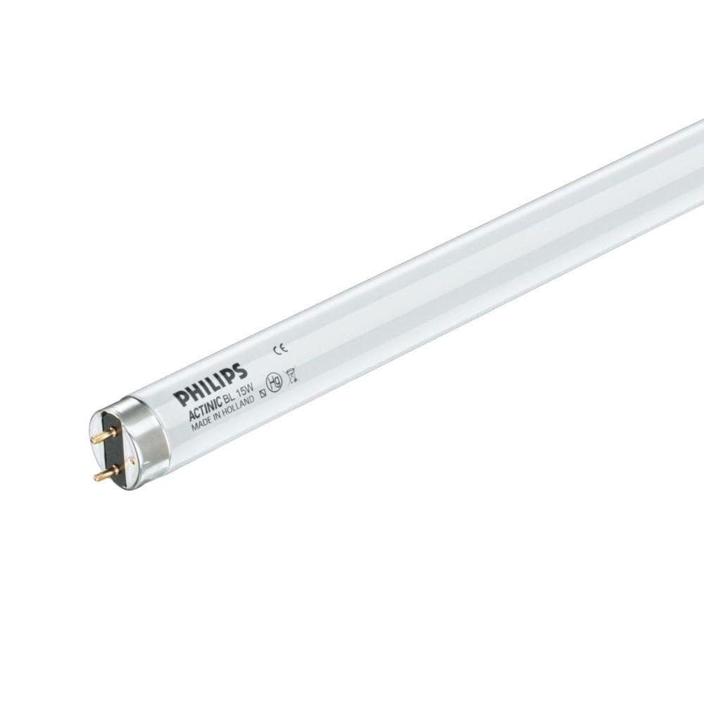 2 ft. T8 30-Watt Actinic BL Linear Fluorescent Light Bulb (25-Pack)