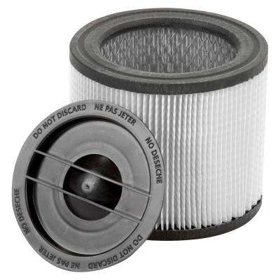 6.5 in. x 8 in. Ultra-Web Wet/Dry Cartridge Filter