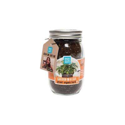 Garden in a Jar Basil Seed Starting Kit