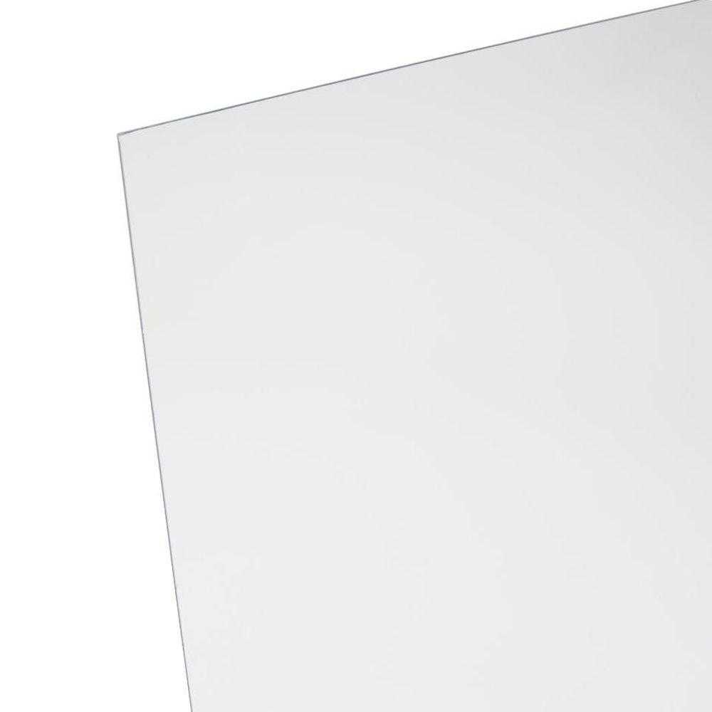 OPTIX 36 in. x 72 in. x .093 in. Acrylic Sheet