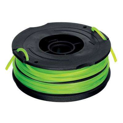 0.080 in. x 30 ft. Replacement Dual Line Automatic Feed Spool AFS for GH1000 Electric String Grass Trimmer/Lawn Edger