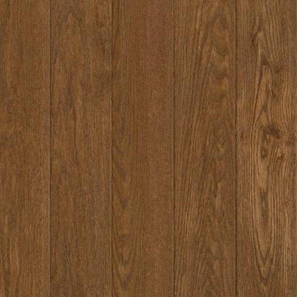 Take Home Sample - American Vintage Bear Creek Oak Solid Scraped Hardwood Flooring - 5 in. x 7 in.