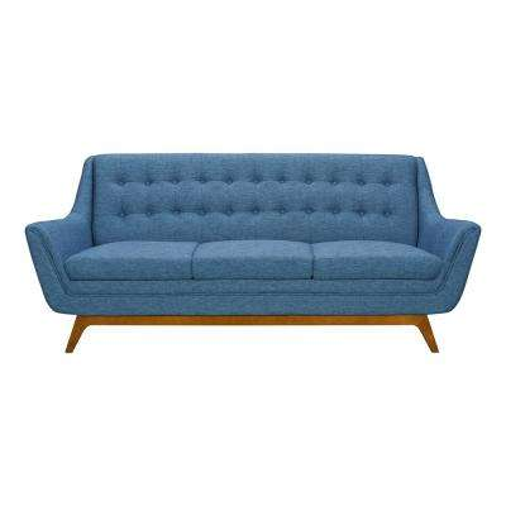 Janson Blue Sofa