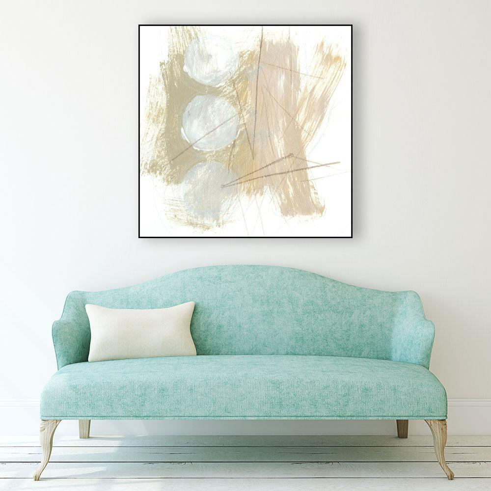 20 In X 20 In Intangible Iv By June Erica Vess Framed Wall Art Wag148849 2020cf The Home Depot