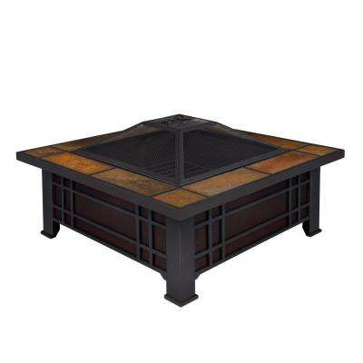 Morrison 34 in. Wood Burning Fire Pit