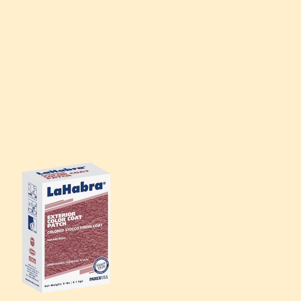 LaHabra 9 lb. Exterior Stucco Color Patch #34 Simeon