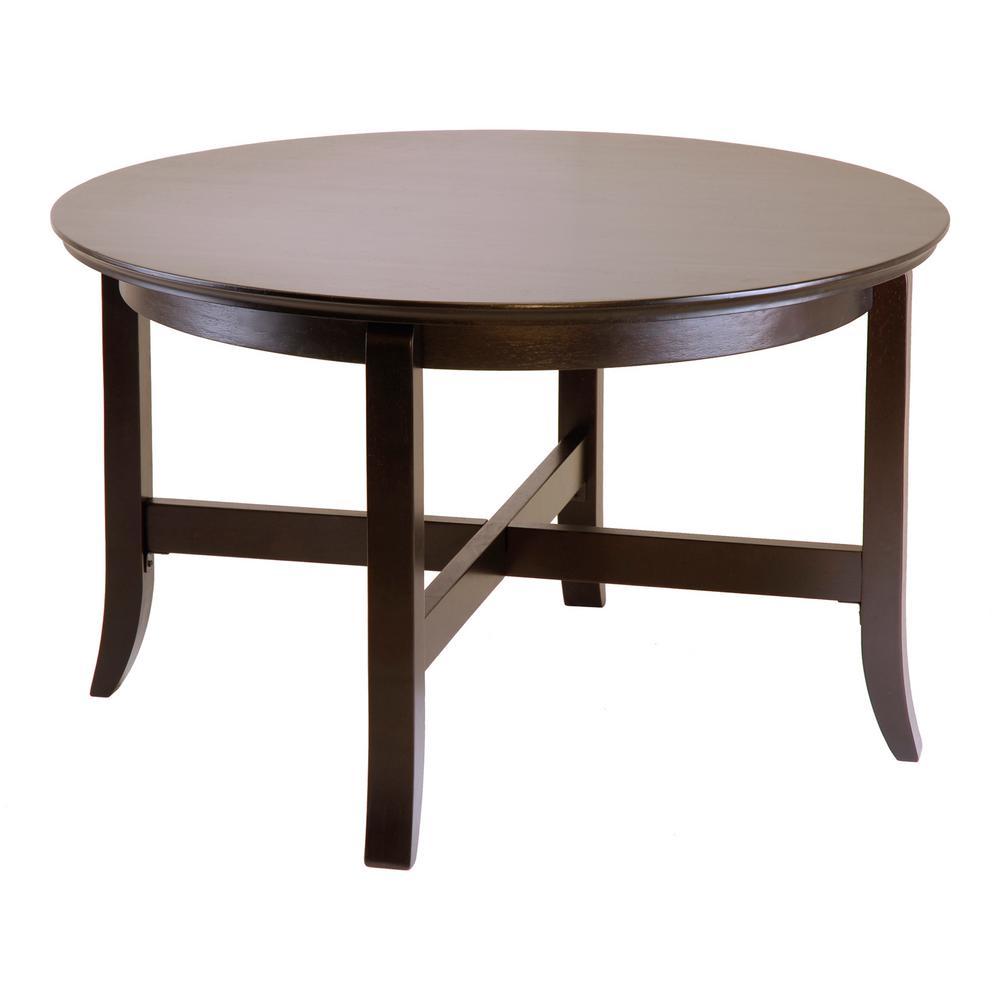 Toby Espresso Coffee Table