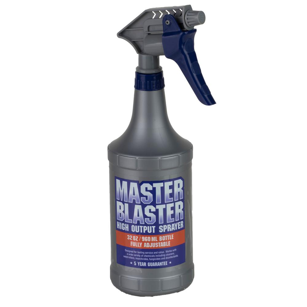 The Bottle Crew Master Blaster 32 oz. Spray Bottle (12-Pack)