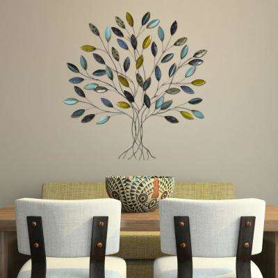 Dimensional wall art art the home depot tree wall decor ppazfo