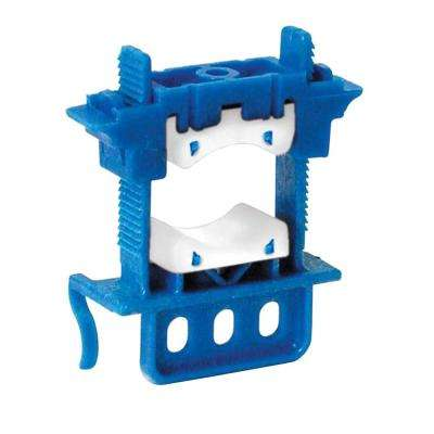 Variable Closure Clamp for Pipe Sizes Up to 1 in. (Box of 50)