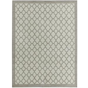 Home Decorators Collection Murphy Grey 8 ft. x 10 ft. Area Rug by Home Decorators Collection