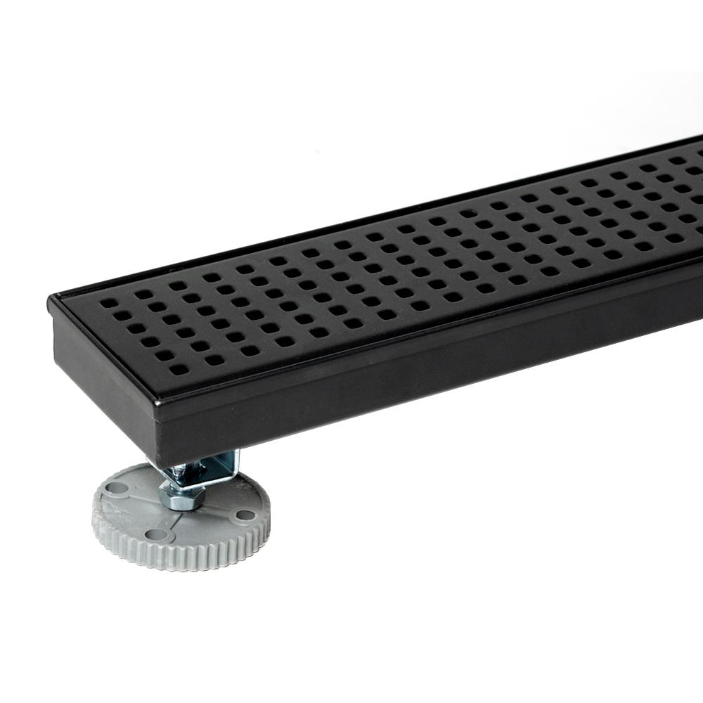 Oatey Designline 24 in. Stainless Steel Linear Shower Drain with