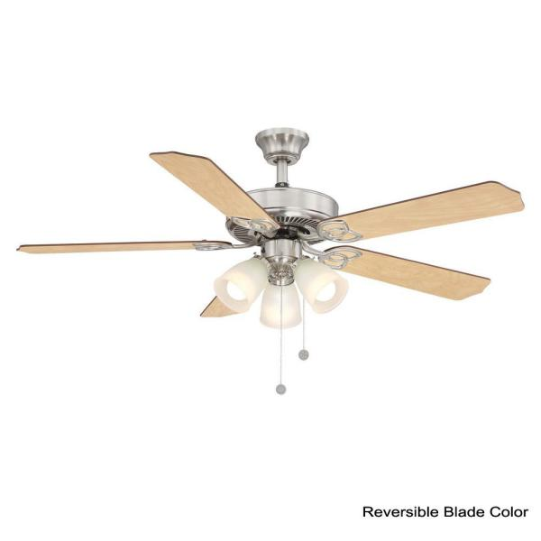 Brookhurst 52 in Indoor Oil-Rubbed Bronze Ceiling Fan Replacement Parts
