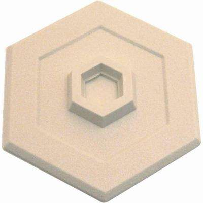 5 in. Hexagon Wall Protector