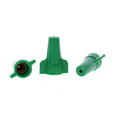 Greenie Grounding Wire Connectors 92 Green (100 per Pack)