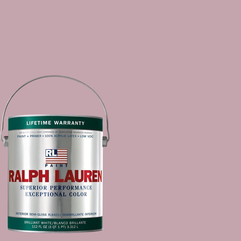 Ralph Lauren 1-gal. Mademoiselle Semi-Gloss Interior Paint