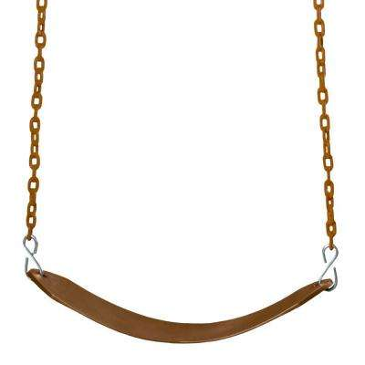 Khaki Swing Belt and Chain