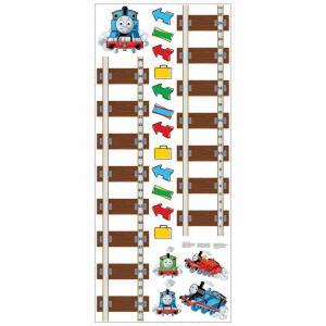 Thomas And Friends 19 Piece Peel And Stick