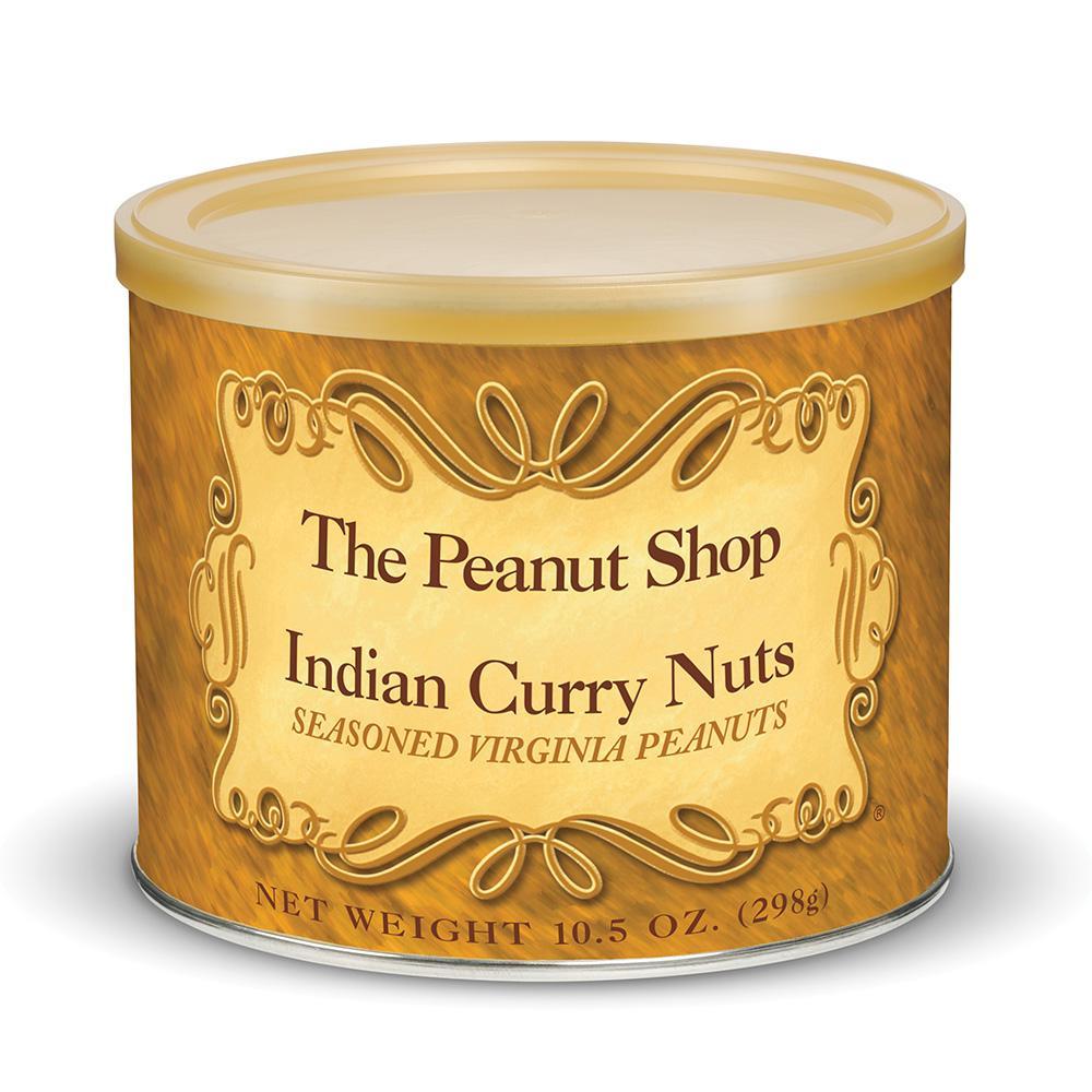10.5 oz. Indian Curry Seasoned Peanuts (3-Pack)