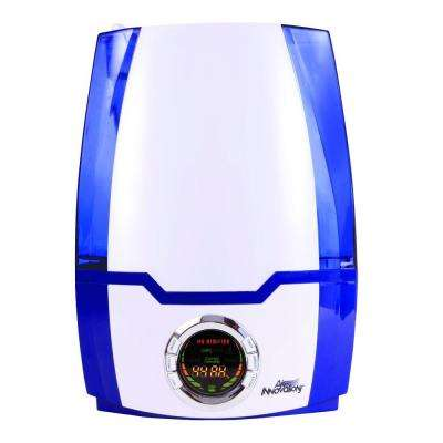 1.37 Gal. Cool Mist Digital Humidifier for Large Rooms Up To 400 sq. ft