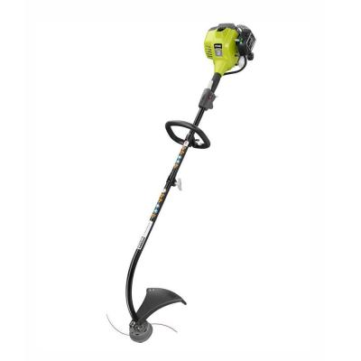 Reconditioned 2-Cycle 25 cc Gas Full Crank Curved Shaft String Trimmer