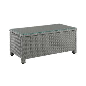 Bradenton Rectangular Wicker Outdoor Coffee Table