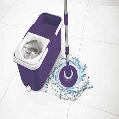Insta Mop - The Spinning Action Microfiber String Mop with Buckle