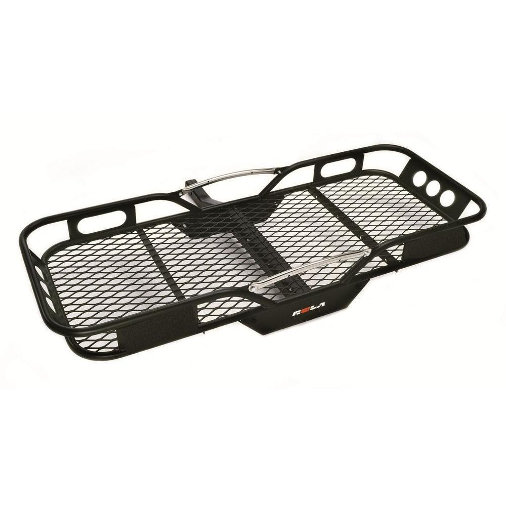ROLA 8 lbs. Capacity Hitch Cargo Carrier with 8 in. reciever