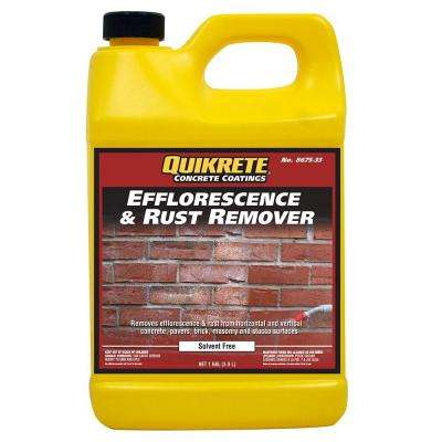 1 Gal. Efflorescence and Rust Remover
