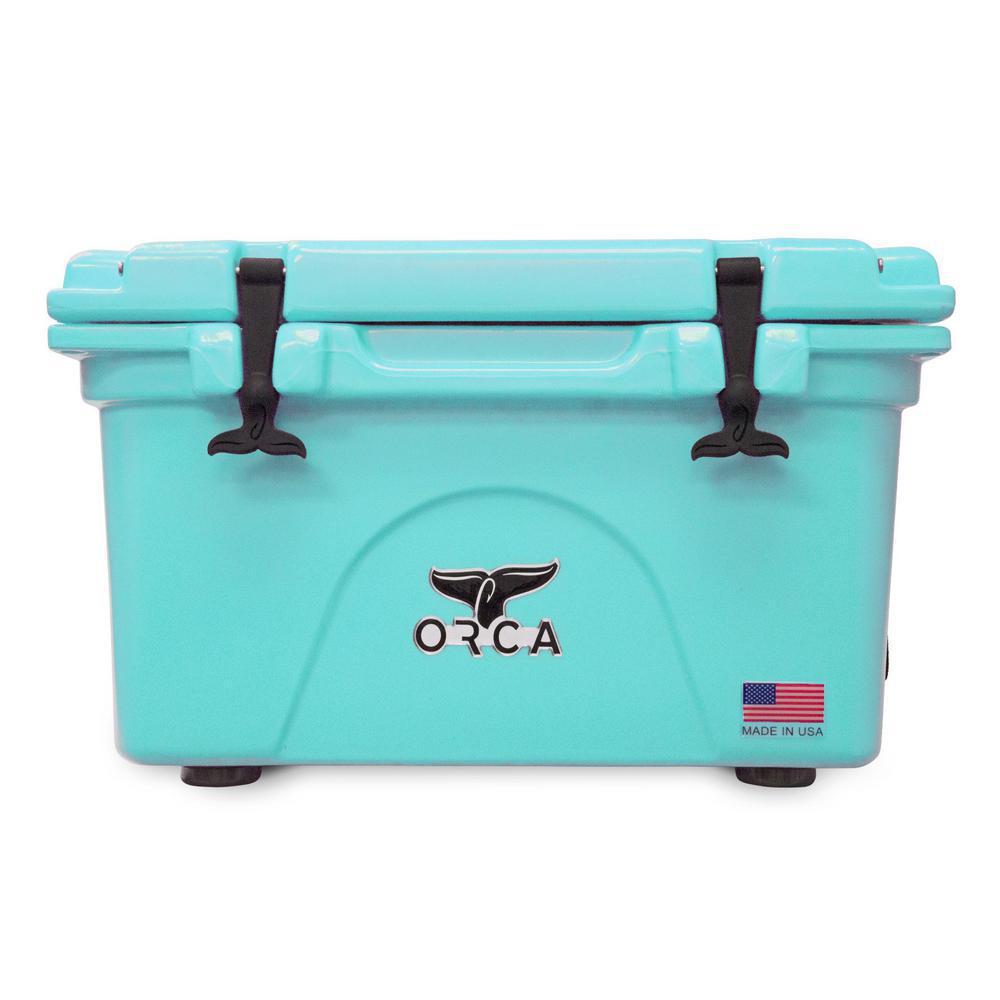 ORCA Seafoam/Seafoam 26 Qt. Cooler