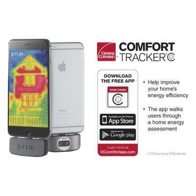 ONE-Thermal Imaging Camera for IOS