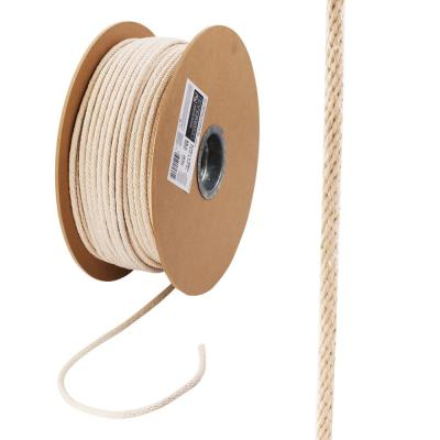 5/16 in. x 400 ft. Polyester Braided Outdoor Clothesline, White