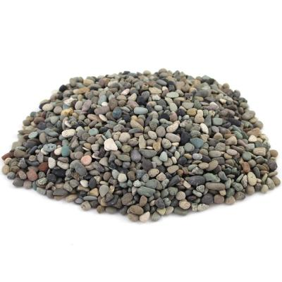 Margo Garden 21.6 cu. ft., 0.4 cu. ft. 3/8 in. Extra-Small Earthy Mixed Washed Gravel (54-Bags/Covers)